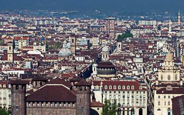 Все про город Турин и регион Пьемонт в Италии