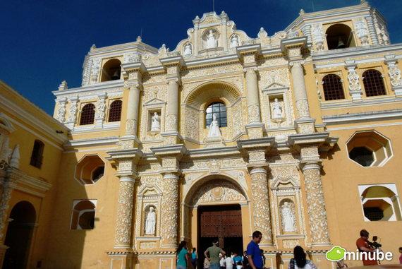 Старая Гватемала – это один из самых хорошо сохранившихся испанских колониальных городов в Центральной Америке