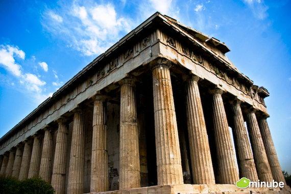 Афины - античная колыбель величайшей цивилизации и столица солнечной Греции