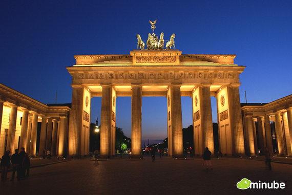 Берлин – столица Германии, крупнейший город этой страны