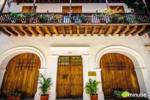 Картахена – это удивительная рыбацкая деревня на берегу Карибского моря в Колумбии