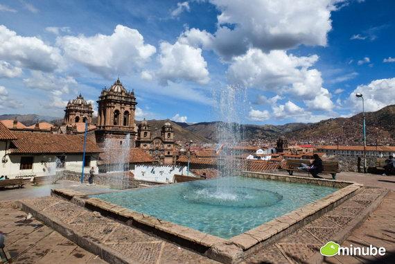 Куско (Cusco) — столица империи инков, один из самых древних и необычных городов мира