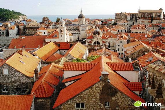 Старейший город Хорватии – Дубровник наряду с Венецией и Амстердамом включен ЮНЕСКО