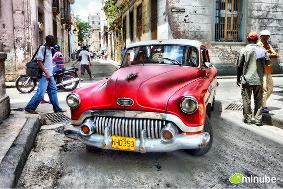 Столица Кубы Гавана находится на северо-западе острова, на берегу Мексиканского залива