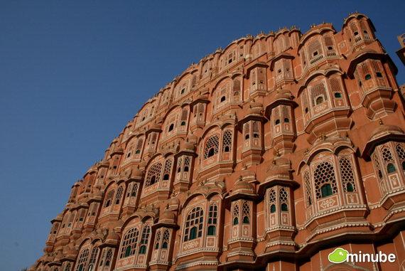Джайпур, розовый город, столица штата Раджастан