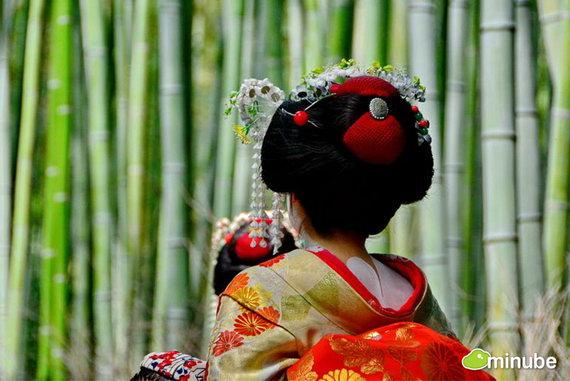 Киото был столицей Японии более тысячи лет