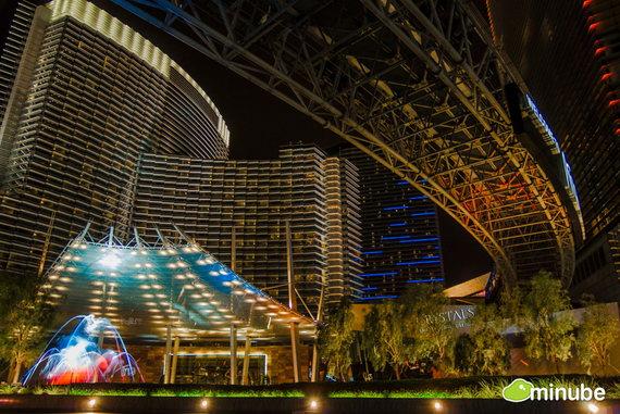 город Лас-Вегас — «игорная столица» США