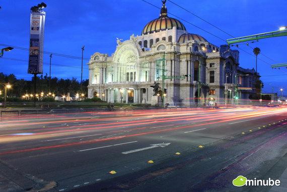 Мехико (Méjico, México), столица Мексики, важнейший экономический, политический и культурный центр страны