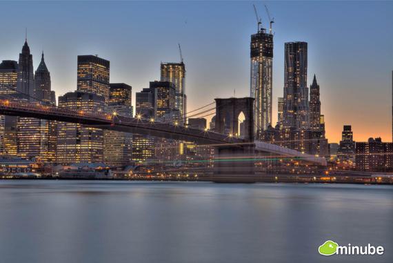 Соединенные Штаты Америки город Нью Йорк
