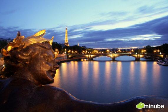 Культурным центром Франции безусловно, является шумный и хаотичный Париж