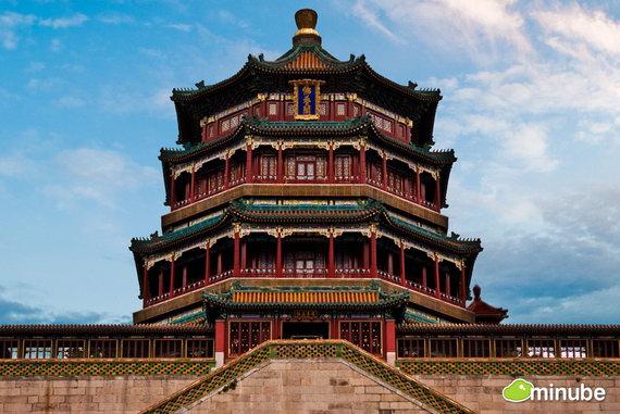 Пекин – столица Китая, один из четырех древнейших городов страны