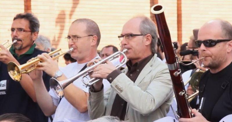 orchestra simfonica rai torino flashmob