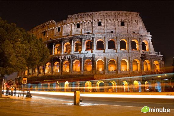 Рим (Rome) — один из крупнейших городов Европы