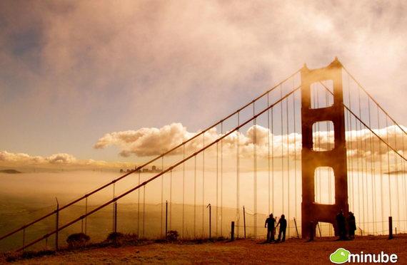 Сан-Франциско – крупный город в западной части Америки, расположен в штате Калифорния