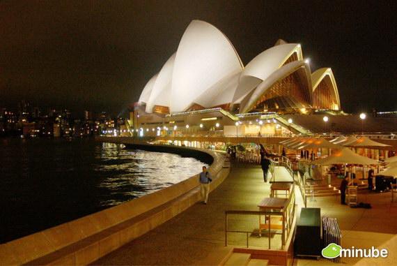 Сидней — крупнейший город Австралии