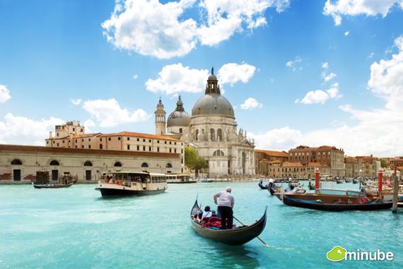 Обязательные для посещения города Венеция Италия