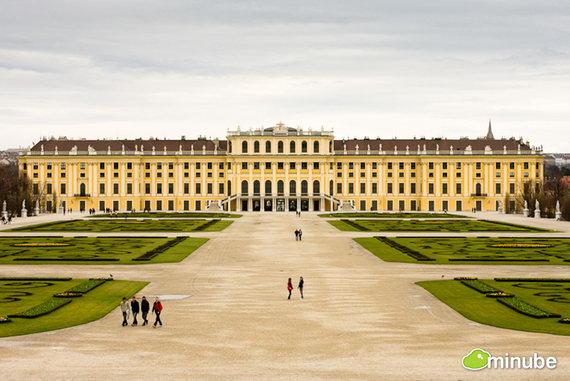 Австрия Austria Oesterreich. Cтолица Австрии - Вена - является и самостоятельной федеральной землей