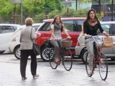 Жить в Турине - Уличные фотографии Италия