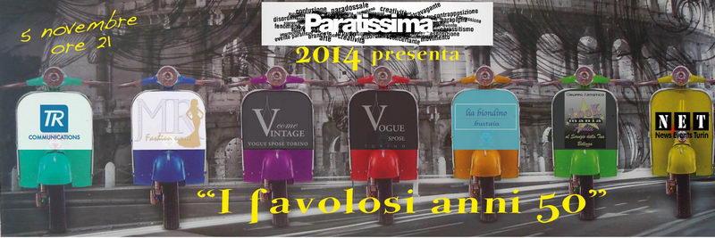 Новый проект Parafashion Torino