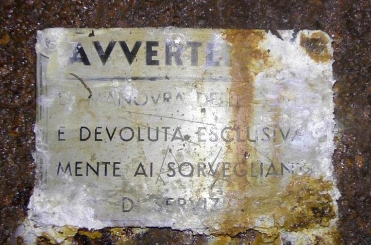 piazza Marmolada a Torino hanno ritrovato un rifugio antiaereo