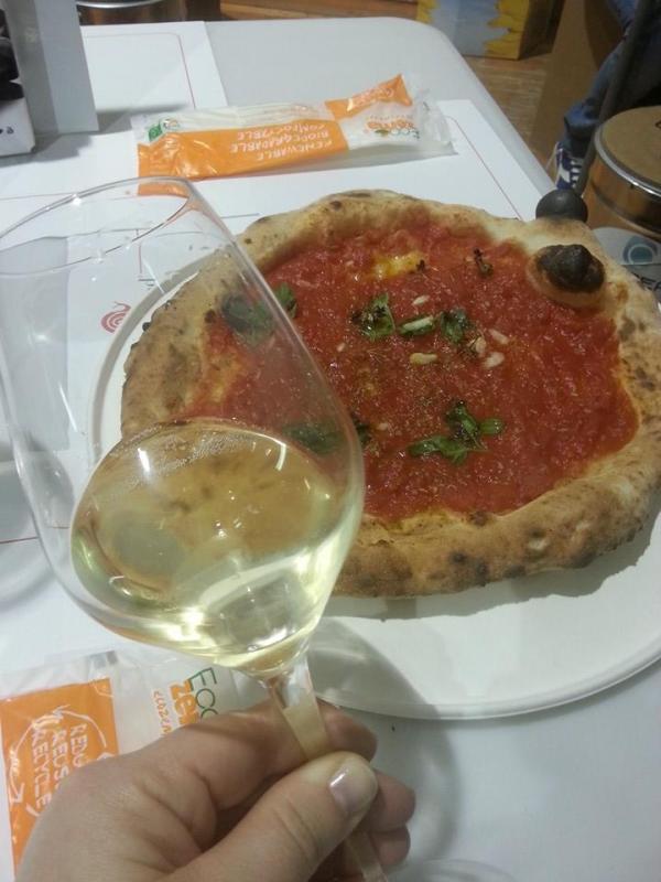Пицца и вино Пеьмонта