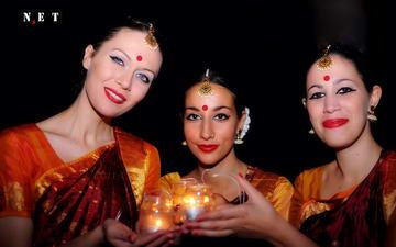 Turin Itally Diwali 2014 Dipovali индийский новый год