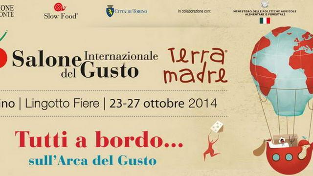 Национальный фестиваль вкуса Турин 2014 Италия