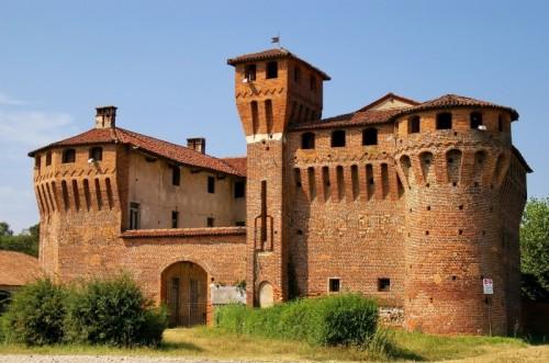 Крепости, замки и дворцы Пьемонта Италия