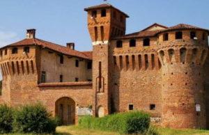 Замки дворцы крепости Турина полный список в Пьемонте