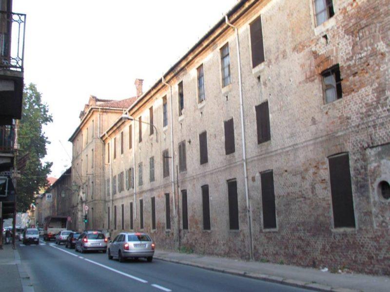 Дворец Вибикконе в Турине palazzo Vibiccone Torino