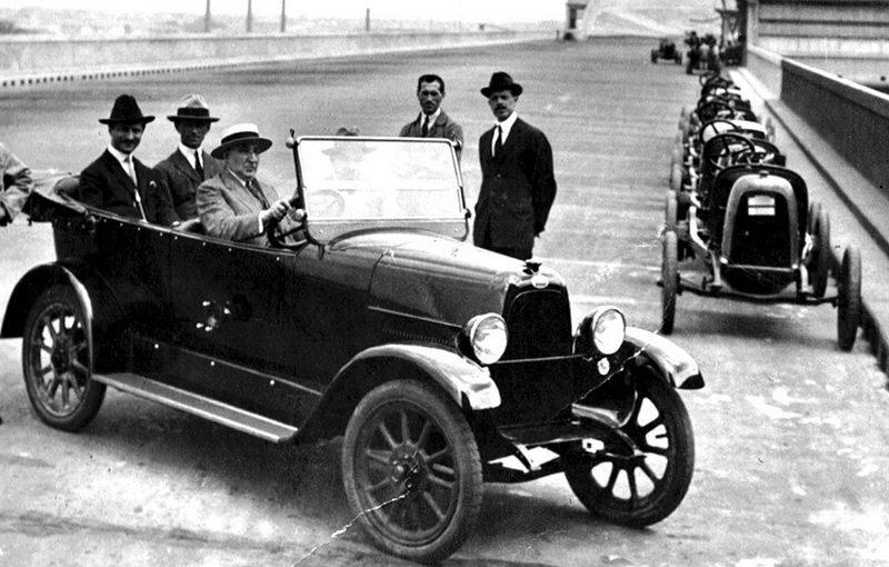 USSR Torino FIAT delegazione