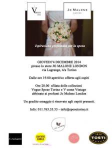 Vogue spose Torino matrimonio