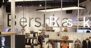 Открытие модного магазина Bershka в Турине