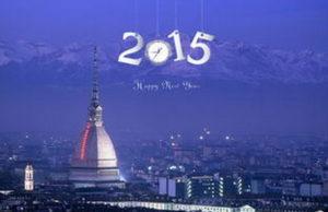 Где отпраздновать Новый год в Турине 2015