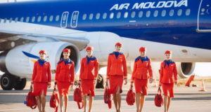 Прямой рейс Турин Кишинев Air Moldova два раза в неделю