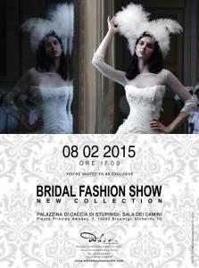 Свадебная мода в Ступиниджи Турин