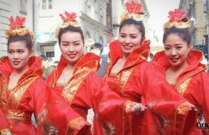Китайский новый год Италия Турин
