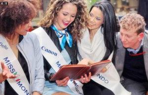 Мисс мира в Италии Турин 2015
