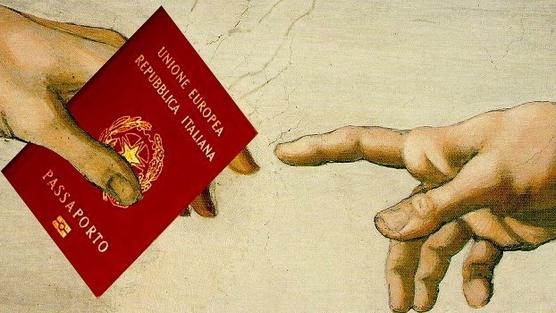 Онлайн получение гражданства Италии