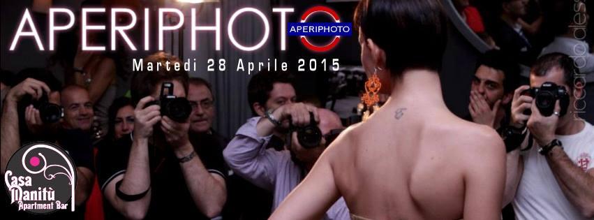 Marco Carulli Torino Aperiphoto casa Maniru Мероприятия Турина апрель 2015