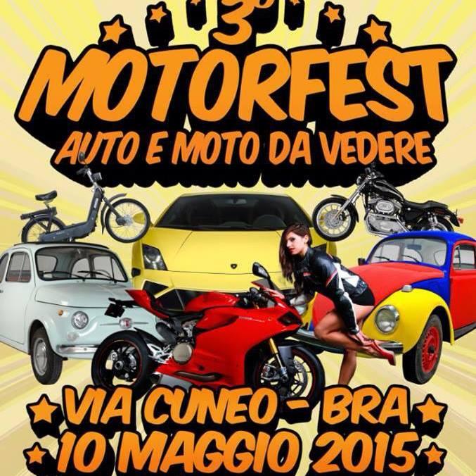 Авто мото фестиваль в Турине Кунео
