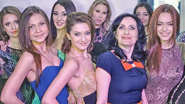 Miss Glam Torino foto video Concorso di Belleza