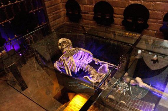 Эзотерические места Турина бар Дом Дьявола