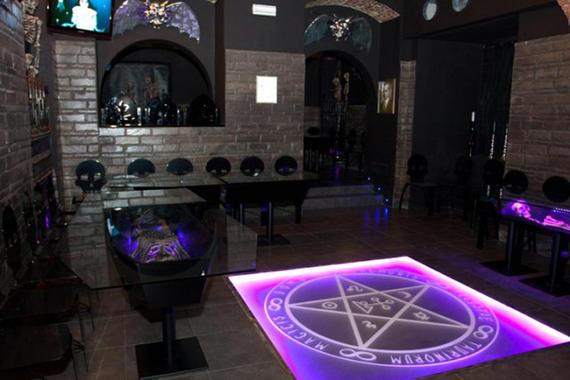 Готический храм в Турине магия Турина