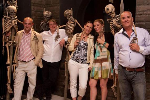 Restoran bar diavola cernaia magia turin italy Дом Дьявола в Турине - магия и эзотерика Турина