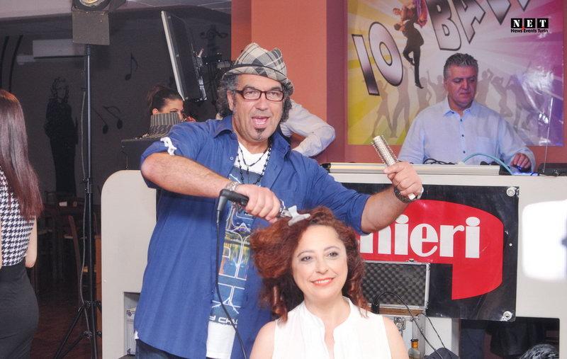 Шоу парикмахеров Турина