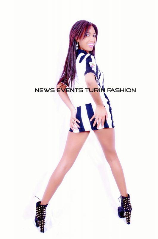 Super modelle Torino moda internazionale