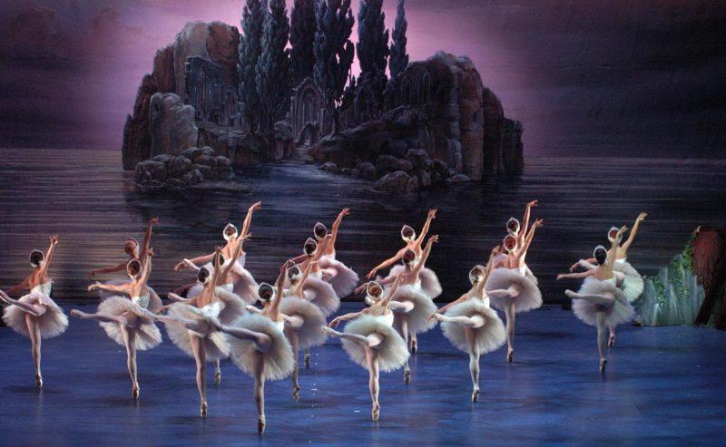 Турине русский театр лебединое озеро 2015