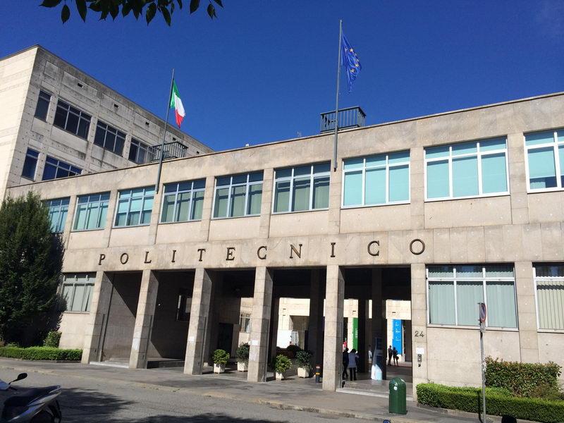 Политех Турин фото видео сайт новости Турина