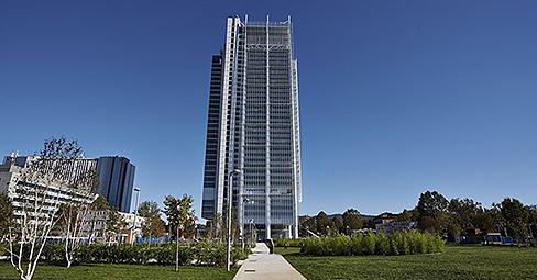 Турин и туринская архитектура небоскребы